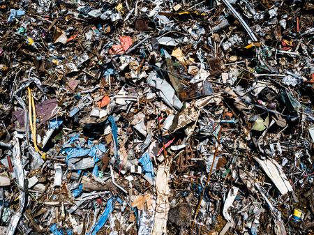 industrial waste