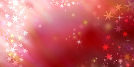 abstract stars background in different colors and textures photo