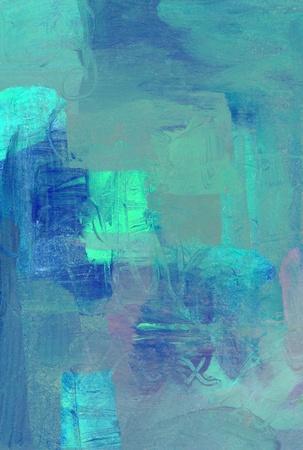 glazes: hand painted acrylic glazes on wooden panel