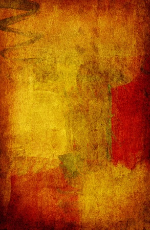 grunge textures: grungy old background in different colors and textures