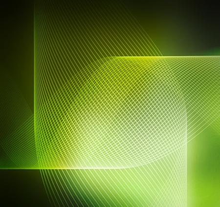 grid texture - green lines on dark background