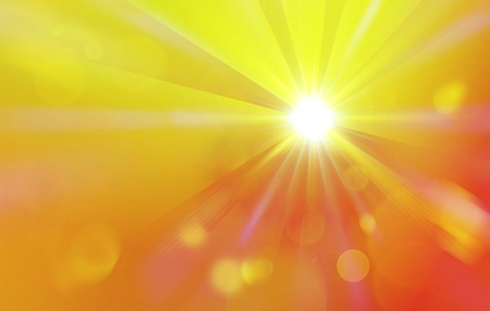 streaming: streaming sunlight - abstract background illustration
