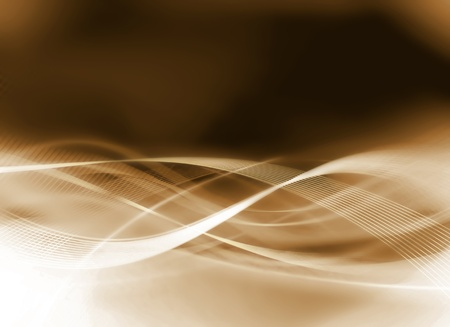 abstract waves: futuristic background with abstract waves and smooth curves