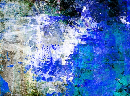abstract background - mixed media grunge