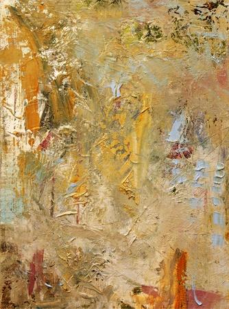 oil paints and acrylics on canvas Foto de archivo