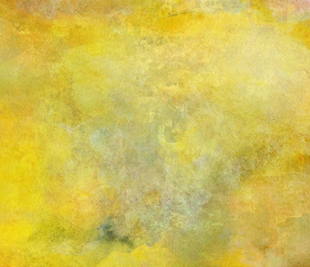 yellow ochre: abstract light blue, yellow and yellow ochre watercolor background