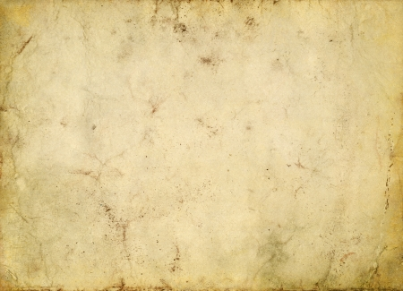 vellum: grungy stained old paper background
