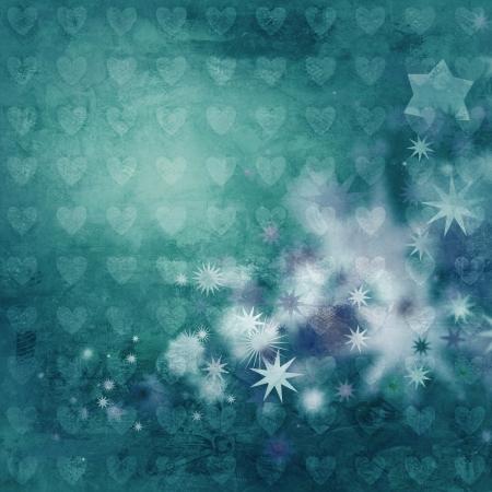 conception de carte de Noël dans différentes couleurs et formes