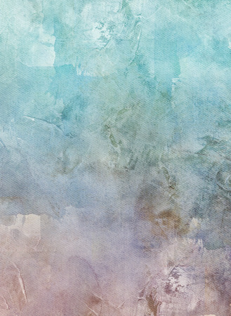 different colors and textures on canvas background