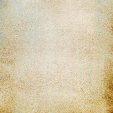 abstract light blue and beige watercolor background Stock fotó