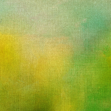 colours tints: thin multicolor oil paint textures on canvas structure
