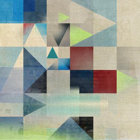 textures: abstrakte Business-Konzept Illustration in verschiedenen Farben, Texturen und Muster Lizenzfreie Bilder