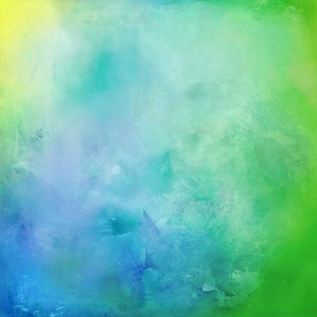abstrait nature avec des textures transparentes ajoutés
