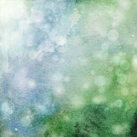 tints: abstract nature background with transparent circles and dots pattern