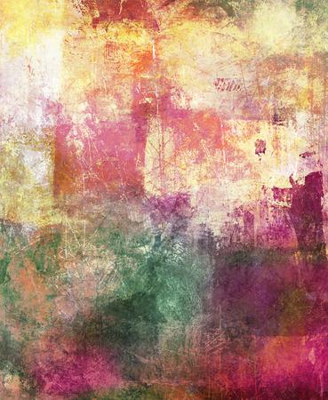 textures: abstrakt dekorativ zeitgenössischen Mediengrafik