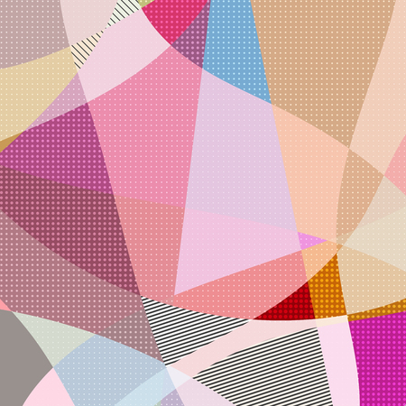 textures: abstract colorful summer background in different colors, textures and pattern Stock Photo