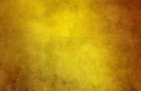 gold paint glazes in different shifting shades on paper structure