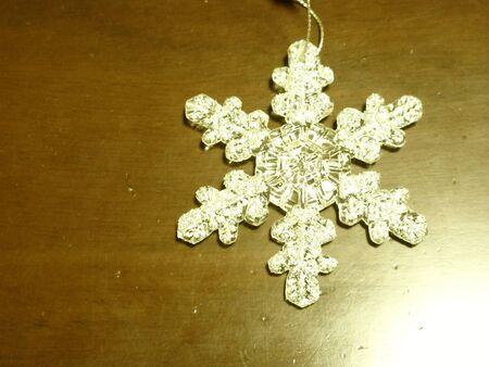 Shining Snow Crystals