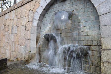 watera 噴水公園でのジェット