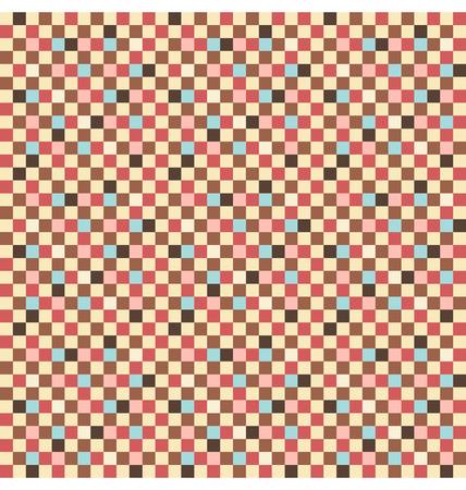 multicolored: Seamless square pattern. Multicolored squares