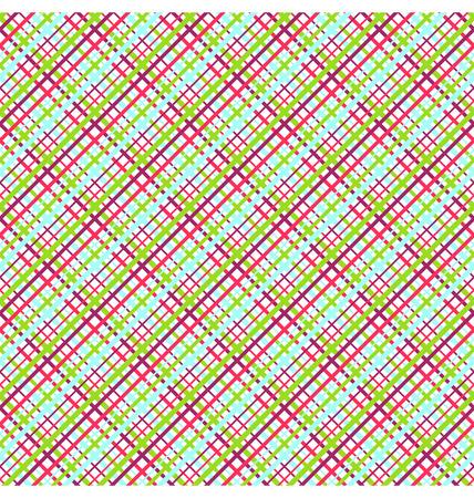 netting: Seamless Bright Fun Abstract Netting Pattern