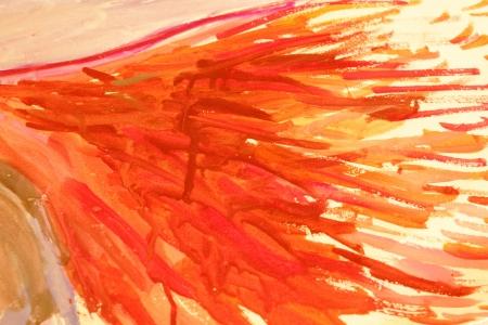 fire on the children s illustration illustration