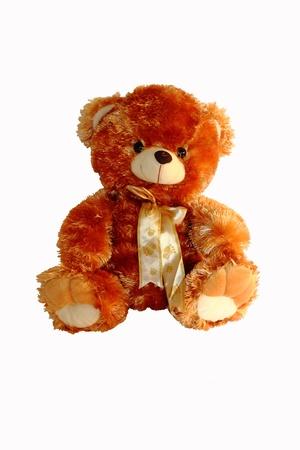 brauner Teddyb�r Lizenzfreie Bilder