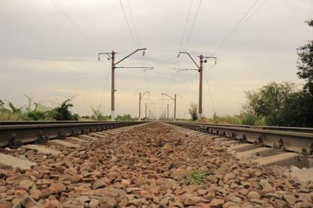railroad Stock Photo - 16483396