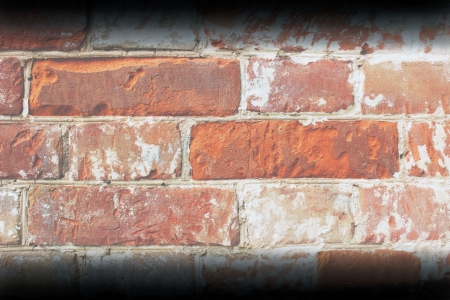 brick wall as background photo