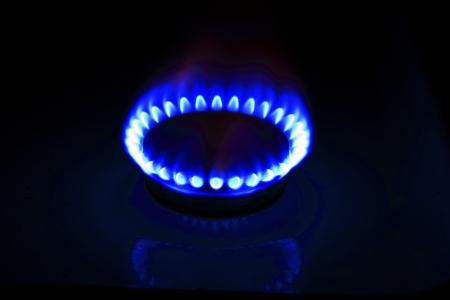 Fire in the Dark Stock Photo - 16905060