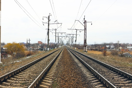 railroad Stock Photo - 17456552