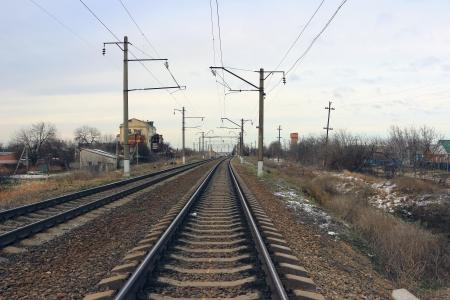 railroad Stock Photo - 17263185