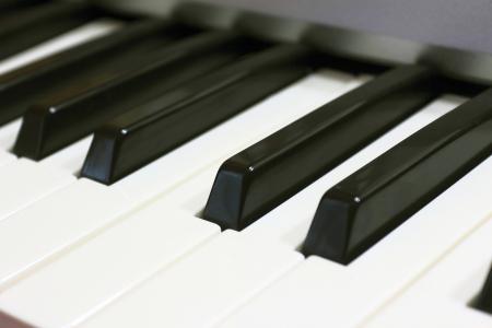 Klavier spielen Lizenzfreie Bilder