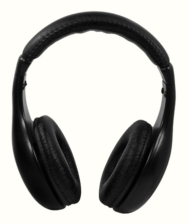 headphones Stock Photo - 17414385