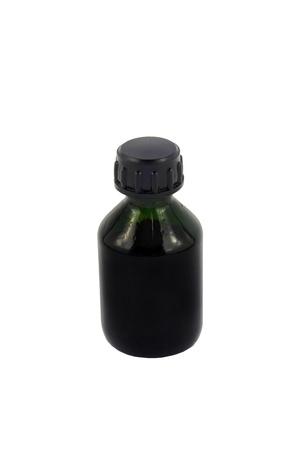 vial of medicine Stock Photo