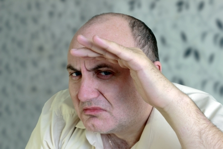 portrait of a man Stock Photo - 17602453