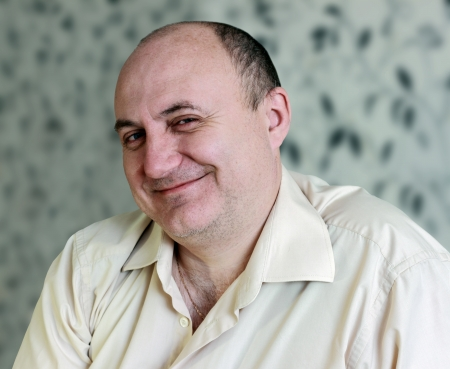 portrait of a man Stock Photo - 17602568