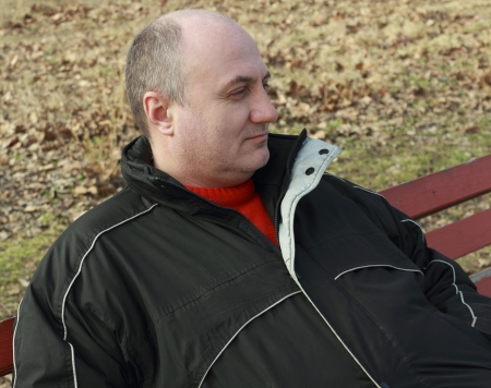 portrait of a man Stock Photo - 17639217