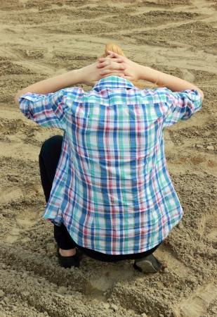 teenage problems: problemas de los adolescentes Foto de archivo