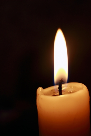 damnation: candle flame