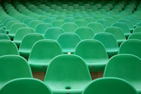 lonliness: Auditorium Stock Photo