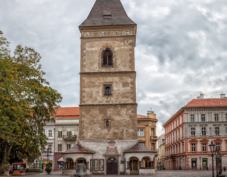 urban culture: The Urban Tower (Urbanova veza) in Kosice, Slovakia The biggest city in eastern Slovakia. It was the European Capital of Culture in 2013