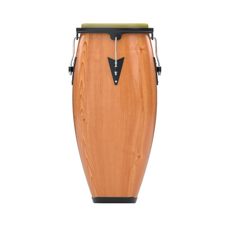 bongo drum: 3d render illustration music instrument collection conga Stock Photo