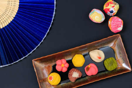 Japanese-style confection