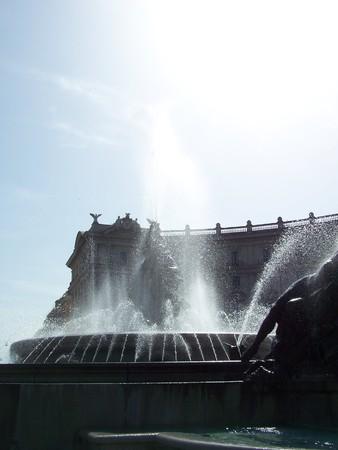 waterleiding: waterwerken van Rome