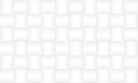 추상적 인 배경입니다. 회색과 흰색 색상의 그라데이션 정사각형 텍스처입니다.