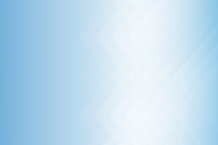 Abstract gradient blue background. Triangle gradient background in blue and white colors.