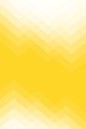 Abstract gradient yellow background. Triangle gradient background in yellow and white colors.