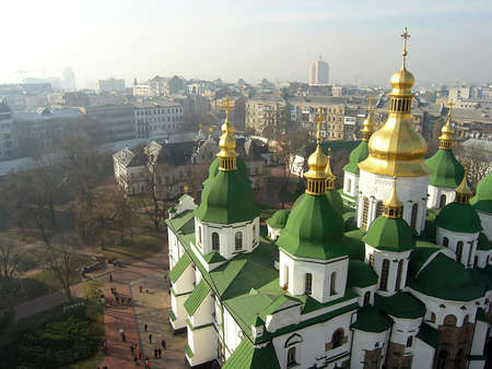 kiev: Kiev, sofia-sobor