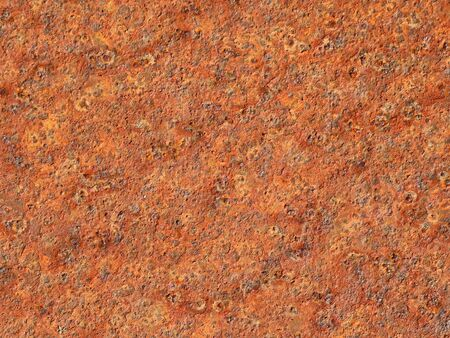 old metal rust surface, rusted iron background pattern Archivio Fotografico